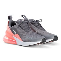NIKE Grey and Pink Nike Air Max Shoes 001