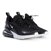 NIKE Black and White Nike Air Max Shoes 001