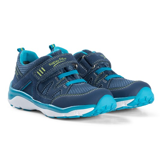 Superfit Sport5 Goretex Trainer Blue Marinblå