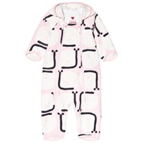 Reima Tilhi Windfleece Onesie Pale Rose Pink