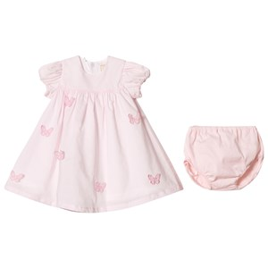 Image of Emile et Rose Mia Pink Butterfly Dress 3 months (2970787309)