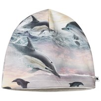 Molo Nedine Hat Dolphin Sunset Dolphin Sunset
