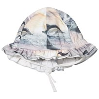 Molo Nizana Baby Hat Dolphin Sunset Dolphin Sunset