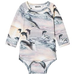 Molo Fonda Baby Body Dolphin Sunset