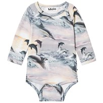 Molo Fonda Baby Body Dolphin Sunset Dolphin Sunset