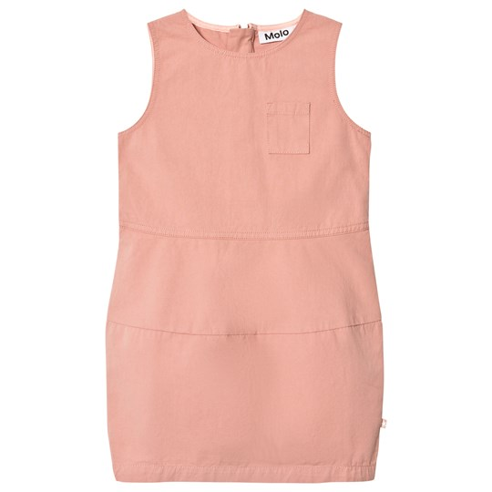 Molo Chasity Dress Pink Sand Pink Sand
