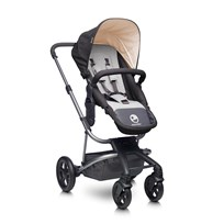 EasyWalker Harvey Stroller Coal Black Black