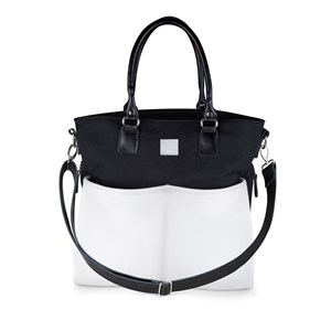Image of The Tiny Universe Pickpocket Bag Black and White (2971914487)
