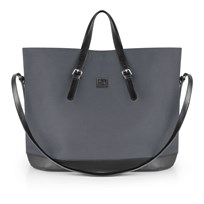 The Tiny Universe Urban Sherpa Bag Go Grey Go Grey