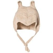 Huttelihut Rabbit Hat in Camel Camel
