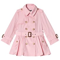 Ralph Lauren Pink Trench Coat 001