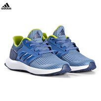 adidas Performance Blue RapidaRun Trainers ASH BLUE S18/TRACE ROYAL S18/NOBLE INDIGO S18