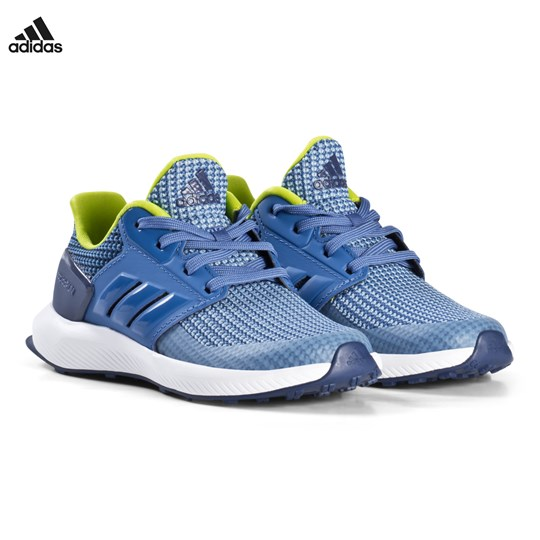 adidas Performance RapidaRun Sneakers Blue ASH BLUE S18/TRACE ROYAL S18/NOBLE INDIGO S18