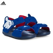 adidas Performance Blue Disney Mickey Mouse AltaSwim Infants Sandals BLUE/FTWR WHITE/COLLEGIATE NAVY