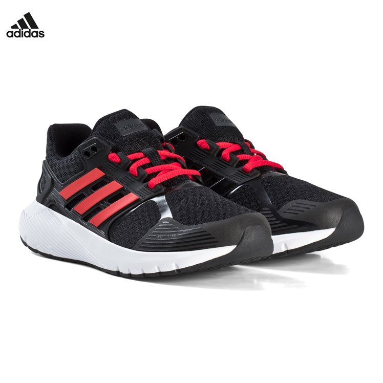 adidas Performance Duramo 8 Sneakers Black and Red