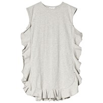 Molo Cho Dress Light Grey Melange Light Grey Melange
