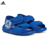 adidas Performance Blue AltaSwim Kids Sandals BLUE/FTWR WHITE/FTWR WHITE