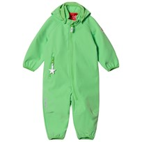 Reima Kotilo Softshell Coverall Green Green