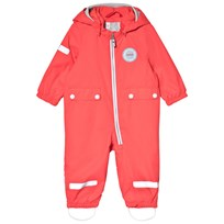 Reima Reimatec® Fangan Mid-Season Coverall Bright Red Pink