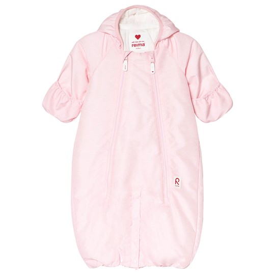 Reima Kikatus Sleeping Bag/Coverall Pale Rose Pale Rose