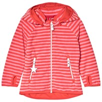 Reima Vuoksi Wind Fleece Jacket Bright Red Bright Red