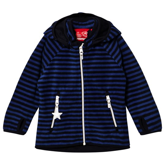 Reima Vuoksi Wind Fleece Jacket Navy Navy