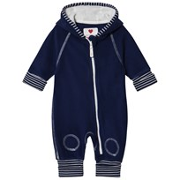 Reima Jolla Fleece Onesie Navy Blue Navy