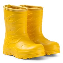 Kuling Skopje Rubber Boots Yellow Freesia Yellow