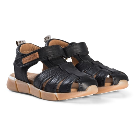 Bisgaard Black Sandals Black