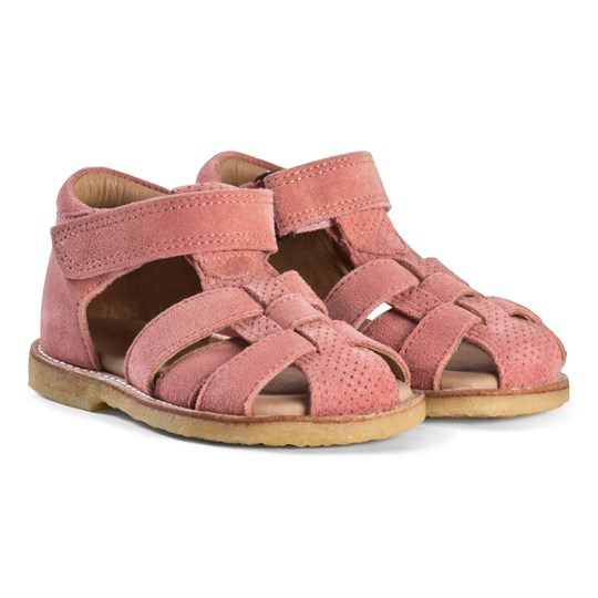 Bisgaard Sandals Peach Peach