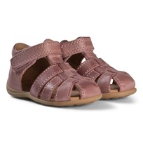 Bisgaard Sandals Rose Mønstret