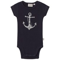 Wheat Body Anchor Ss Navy Navy