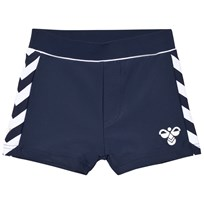 Hummel Joss Swim Trunks Ss18 Blue Assoluto Blue Assoluto