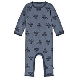 Hummel Jason One-Piece Blue Mirage