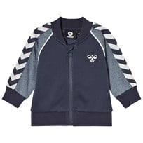 Hummel Zip Jacket Blue Nights Blue Nights