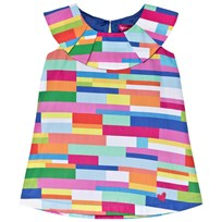 Agatha Ruiz de la Prada Multicolour Block Dress Multicolour