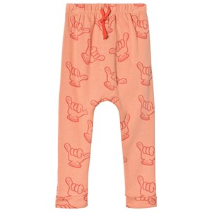 Image of Koolabah Hang Loose Slouch Pants Coral/Red 116 cm (5-6 år) (2976069559)