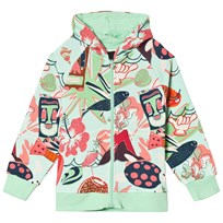 Koolabah Sp Delgiht Zip Hoodie Multi Color Разноцветный