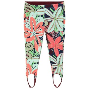 Image of Koolabah Flower Bomb Stirrup Leggings 104 cm (3-4 år) (2976069965)