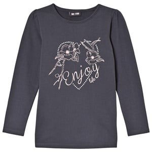Image of Me Too Enjoy Sweater Grey 110 cm (2976071459)