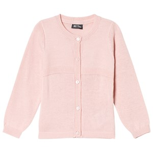 Image of Me Too Oline Knitted Cardigan Pink 104 cm (2976069869)