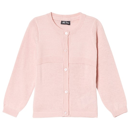 Me Too Oline Knitted Cardigan Pink Pink