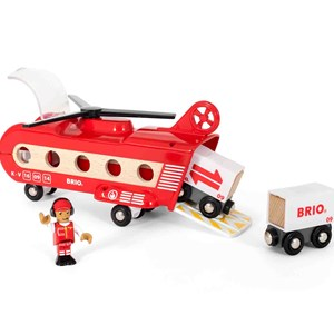 Image of BRIO BRIO World - 33886 Fragthelikopter 3 - 8 years (3056060179)