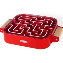 BRIO Take Along Labyrinth Red