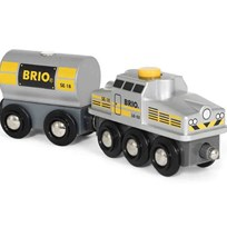 BRIO World Special Edition Train 2018 Black