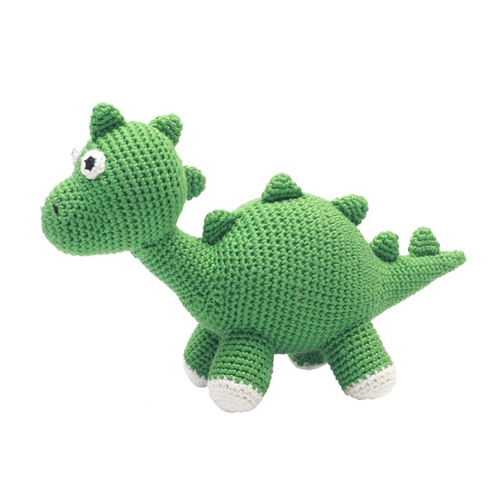 natureZOO Sir Dino Teddy Bear Green