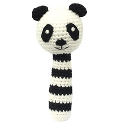 natureZOO Sir Panda Rattle Stick