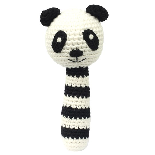 natureZOO Sir Panda Rattle Stick Sort