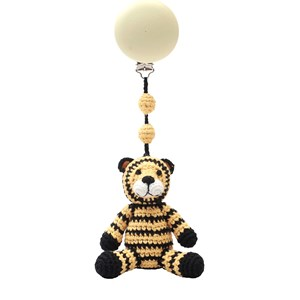 Image of natureZOO Pram Toy Mr Tiger (3145733919)