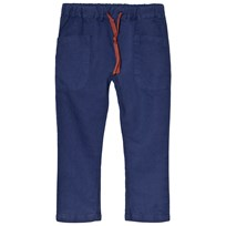 27f24b12 Emile et Ida Outremer Linen Pants OUTREMER